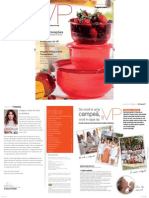 VP 08 2014 Semanal Tupperware
