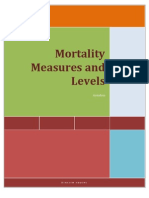 Pop Mortality Measures and LevelsAynalemAdugna