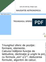 Curs Navigatei Astronomica M1 N3 P1