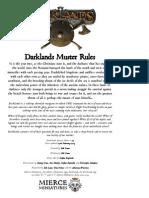 Darklands Muster Rules v2.3 Draft
