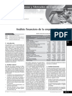 (2)Analisis Financiero de Una Empresa