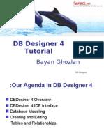DBdesginer Tutorial Lecture