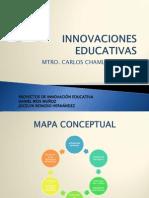 Innovaciones Educativas Expo Carlos