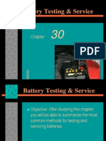 Chapter 30 battery