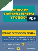 Medidas de Tendencia Central y Posicion(1)