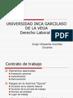 Contrato de Trabajo Vf 2012