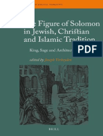 (Themes in Biblical Narrative 16) Joseph Verheyden-The Figure of Solomon in Jewish, Christian and Islamic Tradition_ King, Sage, And Architect-Brill Academic Pub (2012)