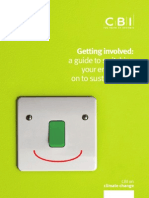 Switching on Your Employees to Sustainability