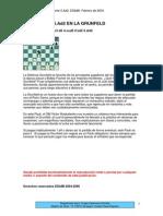3 Packs de Aperturas Grünfeld, Variante 5.Ad2
