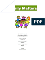 Book - Family Matters