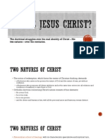 1. Who is Jesus Christ