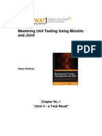 9781783982509_Mastering-Unit-Testing-Using-Mockito-and-JUnit_Sample_Chapter