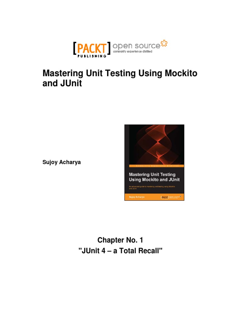 9781783982509_Mastering-Unit-Testing-Using-Mockito-and