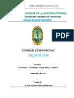 Exposicion de Finanzas Flujo de Caja
