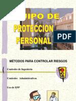 USO DE EPP
