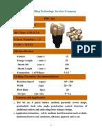 PDC钻头产品介绍(英文终版) Matrix Bit