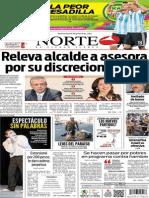Periódico Norte edición del día 11 de julio de 2014
