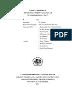Laporan Praktikum Tpta Ke-10 Faktor c Dan p