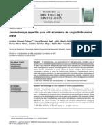 Articulo Polihidramnios