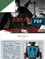 Rx y Generalidades