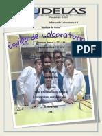 laboratorio de la orina