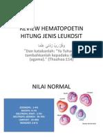 Review Hematopoetin