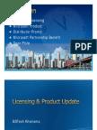 Microsoft Licensing Product 2013 RoadshowJul Dec 2013