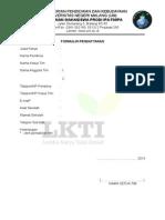 Formulir Pendaftaran Lomba Karya Tulis Ilmiah Smp 2013 Ok