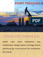 Bubble Point Pressure