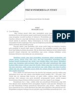 Laporan Praktikum Pemeriksaan Feses Parasitologi