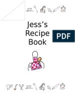 Jess' Recipe Book