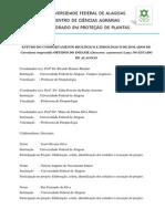 Estudo Do Comportamento Biológico e Fisiológico de Isolados de Curvularia Eragrostidis Obtidos Do Inhame (Dioscorea Cayennensis Lam.) No Estado de Alagoas