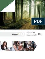 Disano - Catalogo LED (2013)