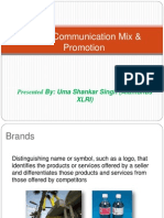 UNIT-3 Retail Communication Mix & Promotion 9