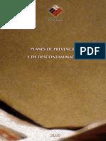 Planes de Prevencion y Descontaminacion en Chile