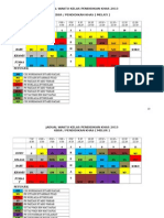 jadual 2014
