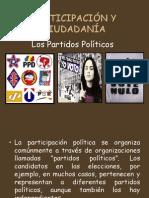 PARTICIPACIÓN Y CIUDADANÍA. los partidos politicos chile
