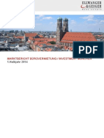 DER BÜROMARKTBERICHT MÜNCHEN, 1. Halbjahr 2014