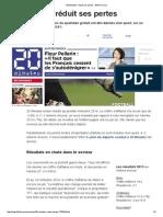_20 Minutes_ Réduit Ses Pertes - BFMTV