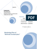 Mkt Cover Page