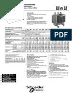 FR. Transfo - Ulei 100-3150kVA