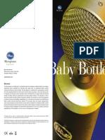 Manual Baby Bottle