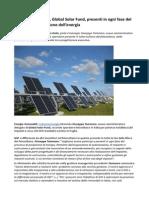 Global Solar Fund