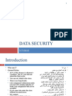 Data Security L1