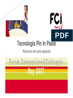 Tecnologia PIN in Paste FCI_2007