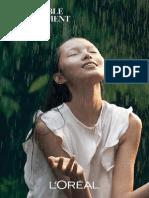L'Oréal 2013 Sustainability Report