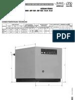 Compressor SRP 1020-1025