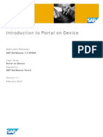 Introduction to Portal on Device