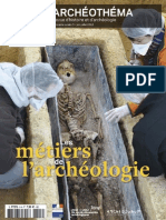 Archéo Théma HS-5 - Métiers