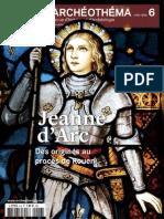Archéo Théma HS-6 - Jeanne